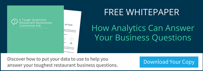 Restaurant Analytics Whitepaper Download